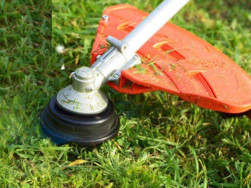 aparador ou cortador de grama