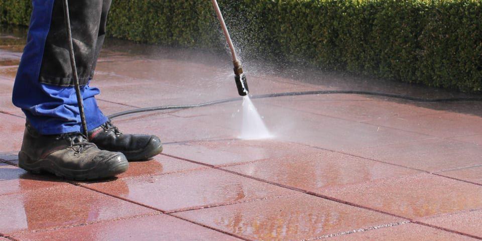 lavgem pressurizada