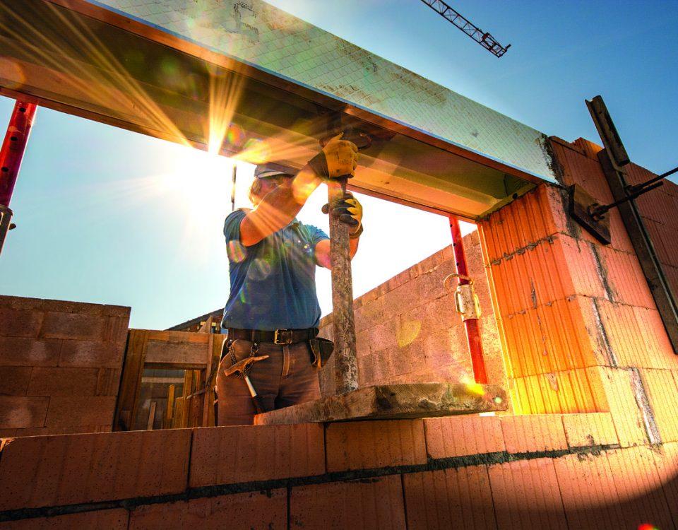 ferramentas essenciais na construção civil